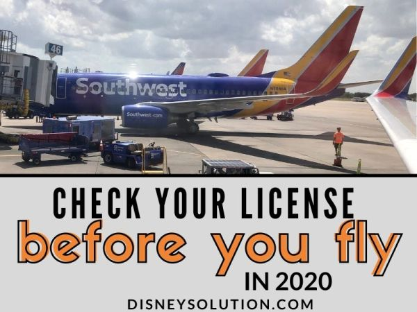 Check your license before you fly in 2020