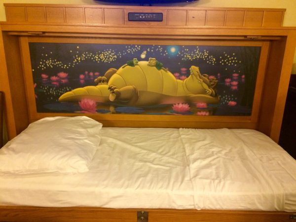 Port Orleans - Riverside Murphy Bed