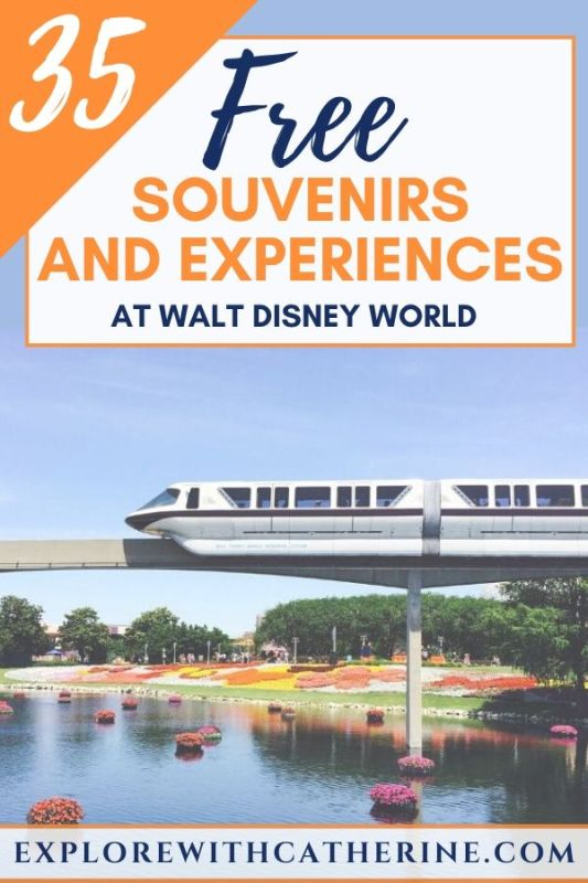 35 Free Souvenirs and Experiences at Walt Disney World