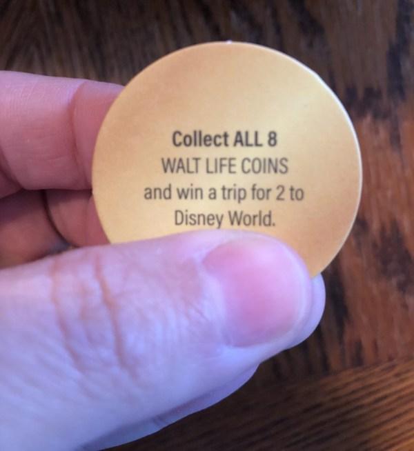 Walt Life Coin