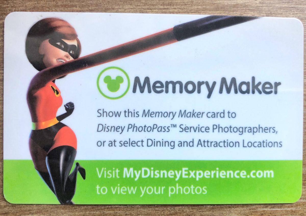 Memory Maker Card