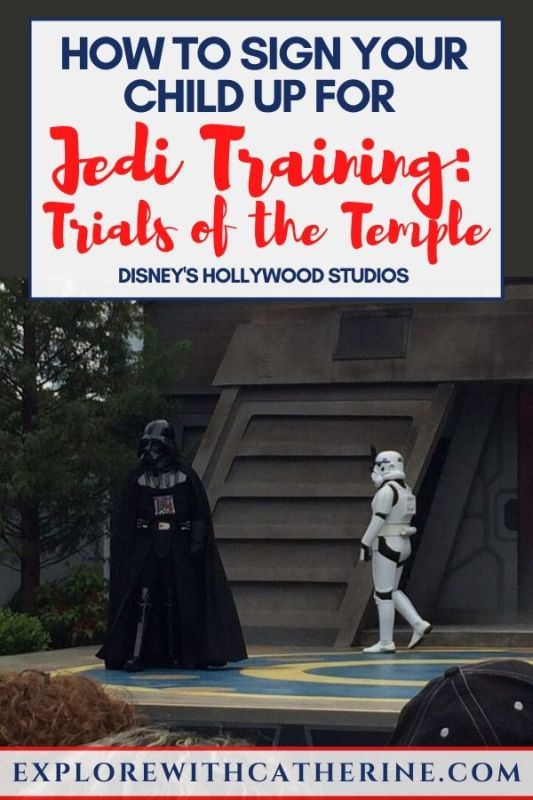 How To Sign Your Child Up For Jedi Training: Trials of the Temple