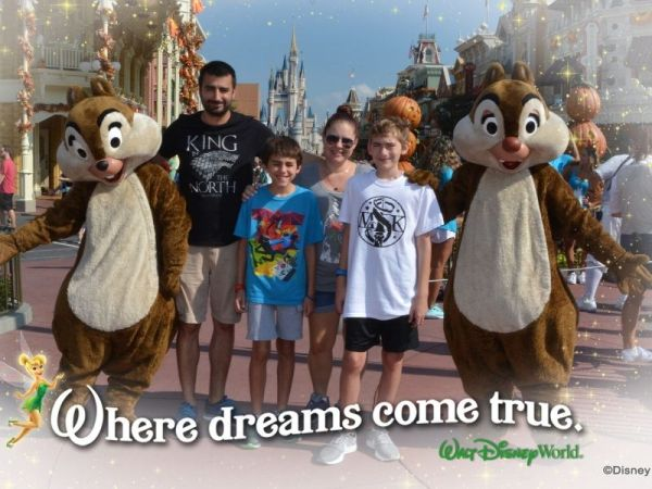 Where Dreams come True - PhotoPass picture