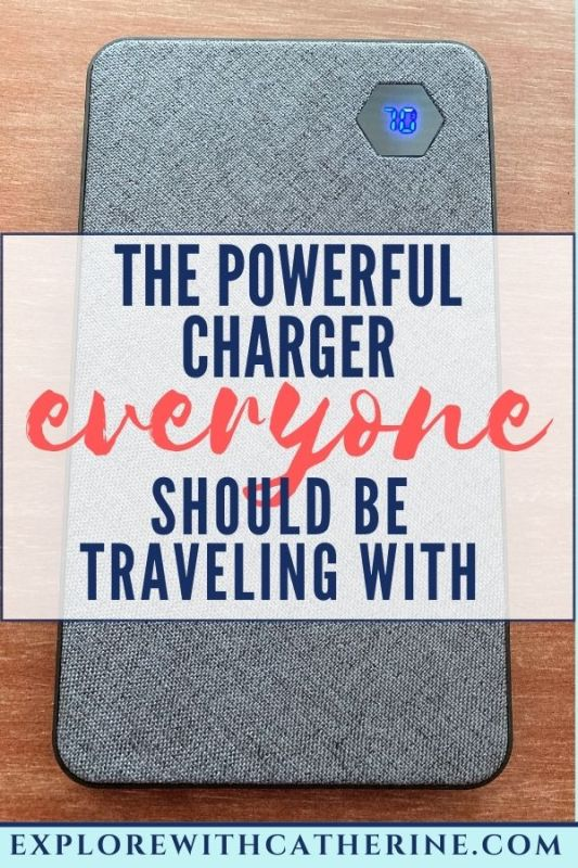 The Powerful Charger Everyone Should Be Traveling With