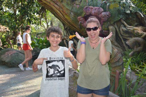 Magic Maker photo in Disney's Animal Kingdom