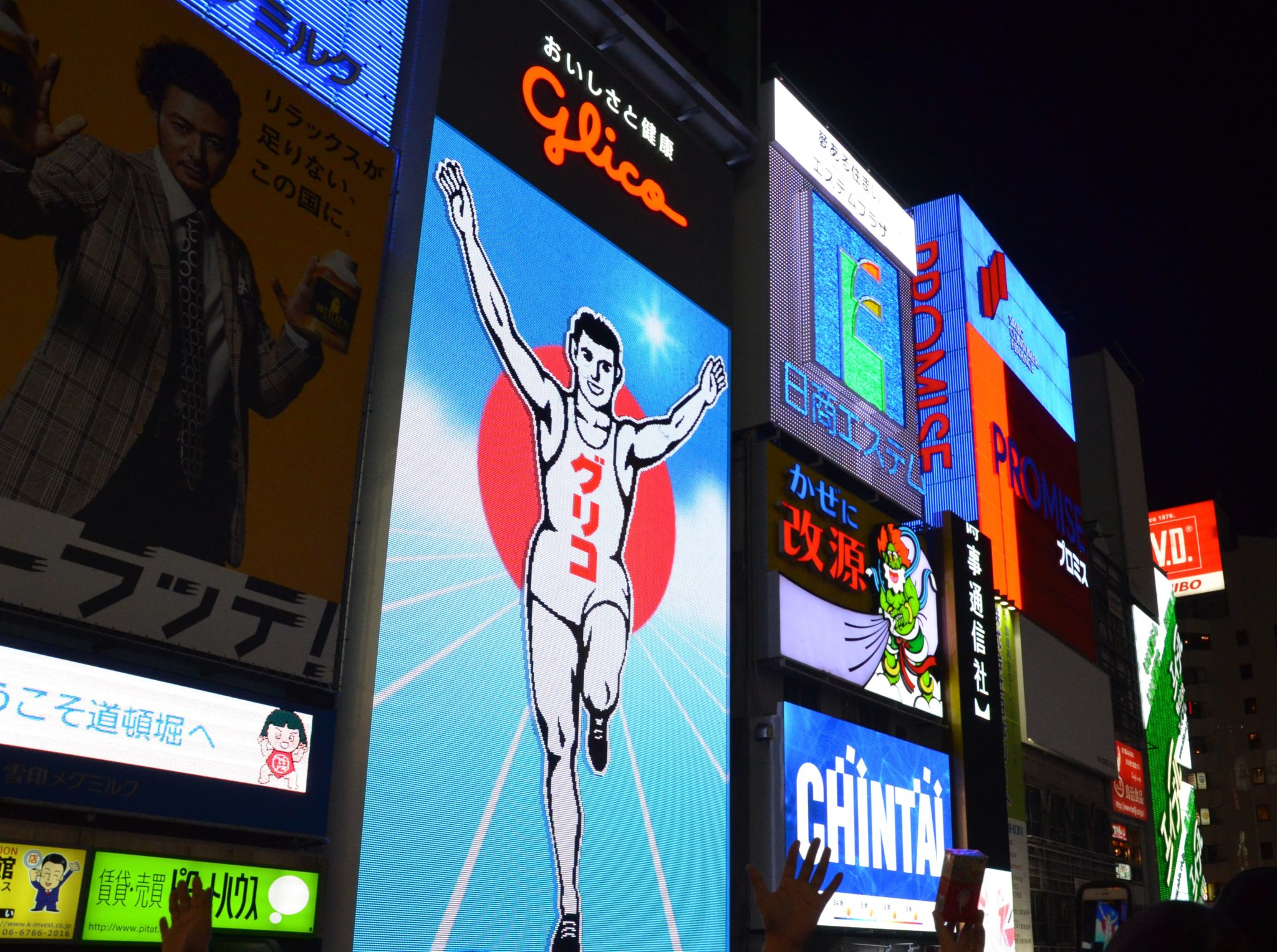 Osaka – top places to visit