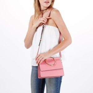 belle and bloom pink handbag4