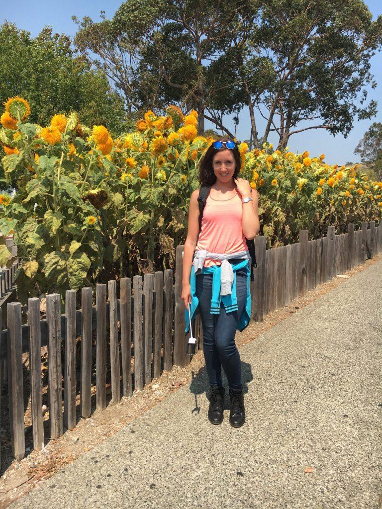 me in San Francisco