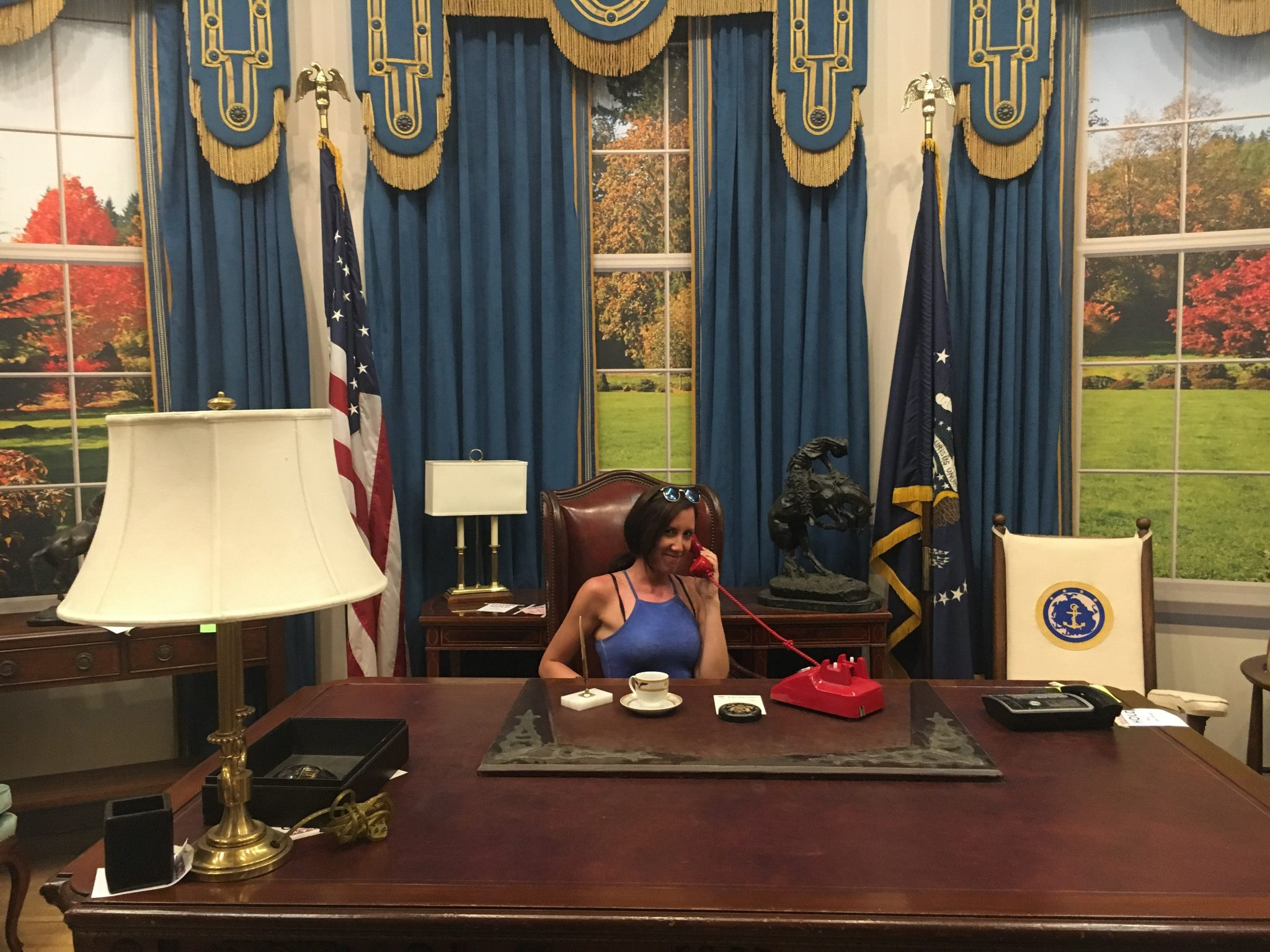 me president