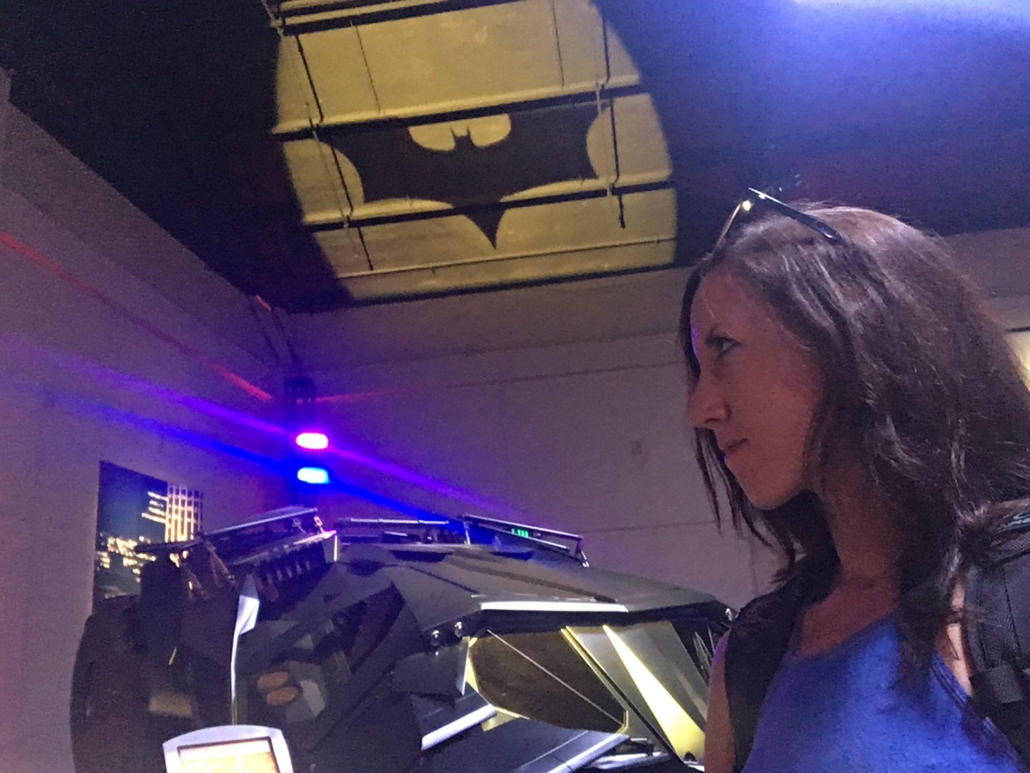 me and batman