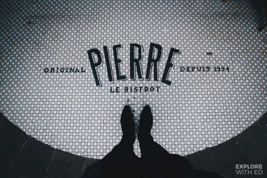 Pierres Bistrot Cardiff Menu and Drink Offer