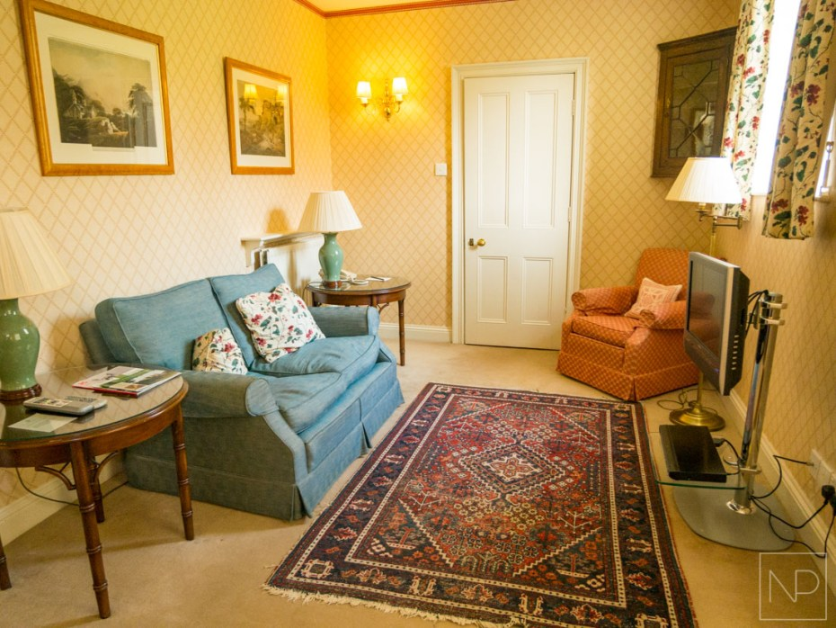 Inside The Smithy Cottage in Llandudno, A two bedroom cottage in North Wales