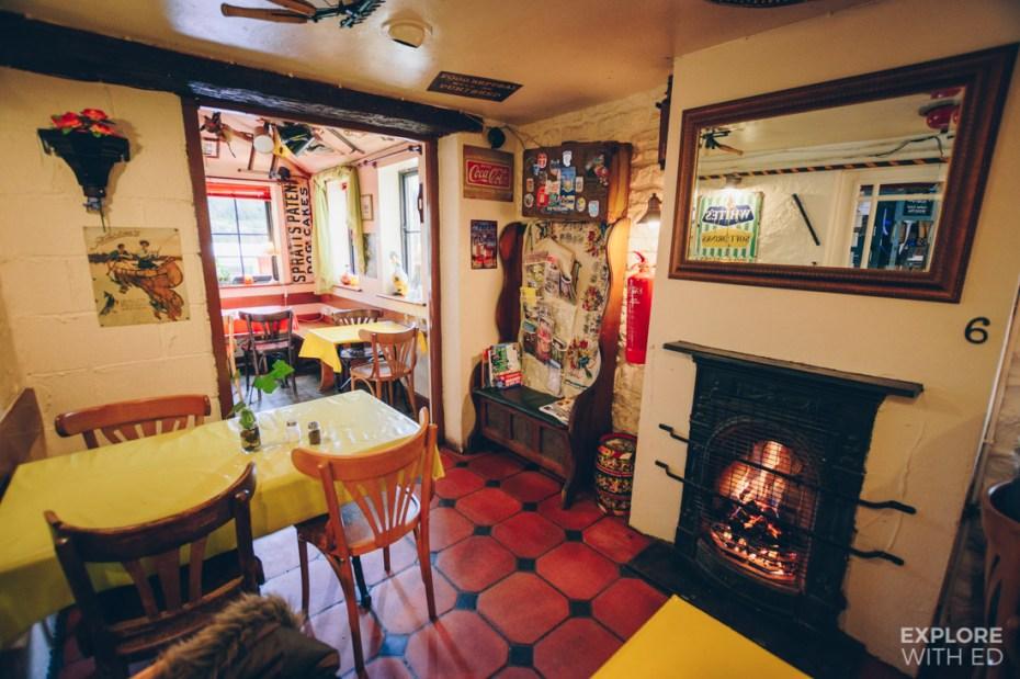 Inside The Lock Inn, Bradford-on-Avon