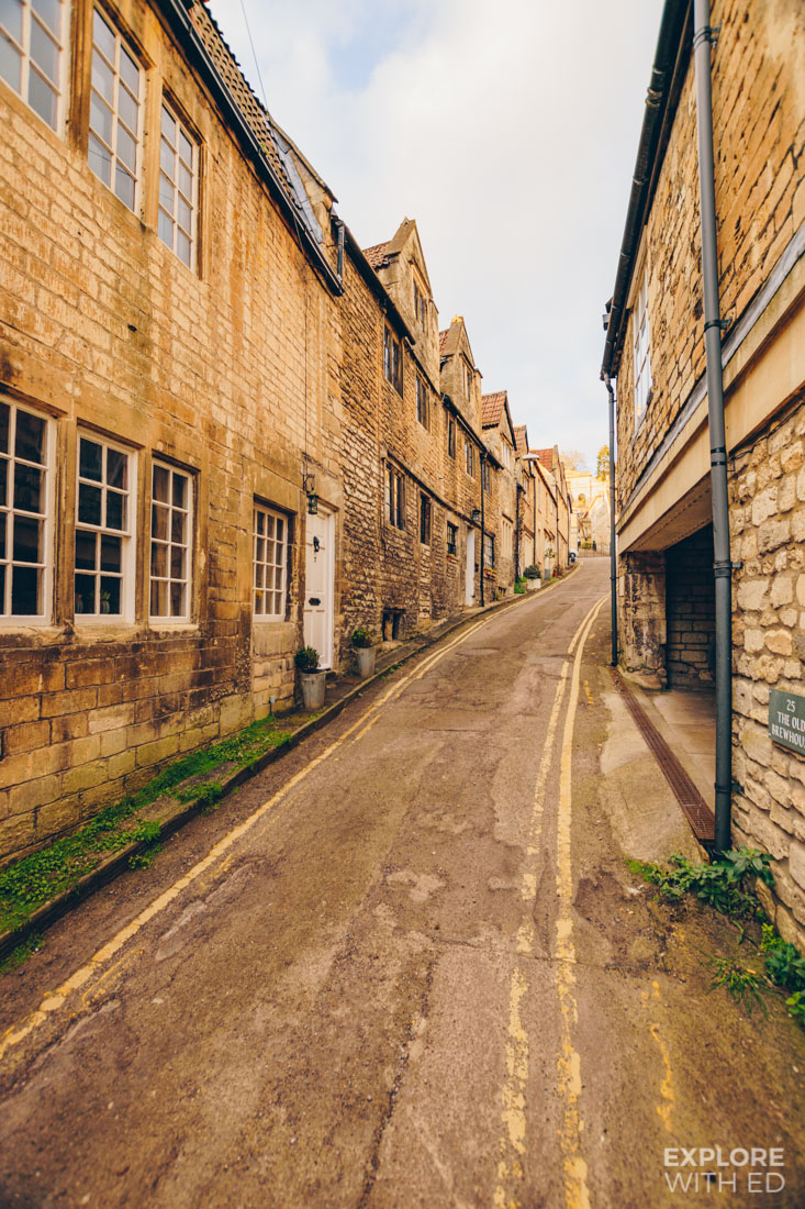 Coppice Hill in Bradford-on-Avon