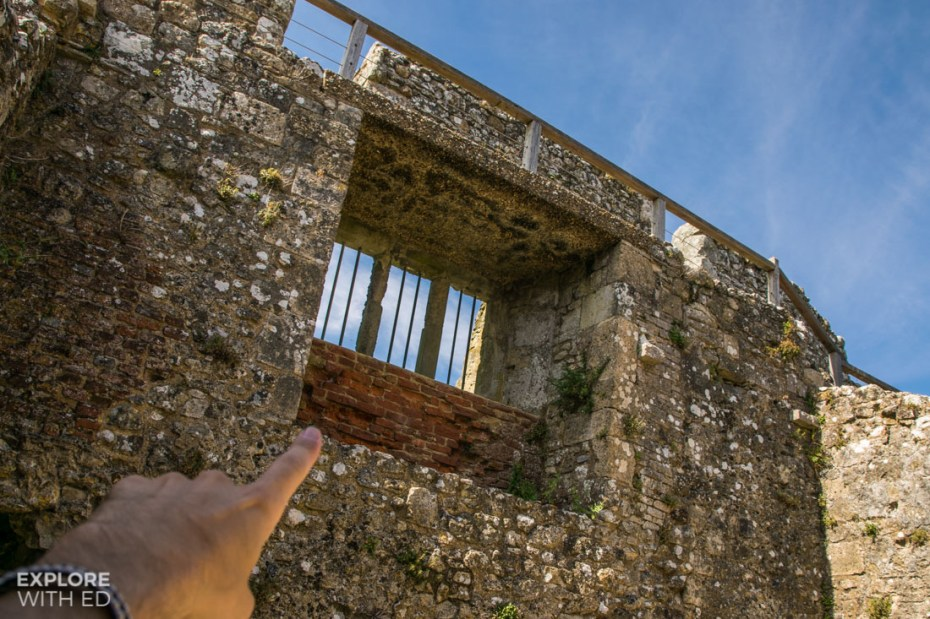 Charles I escape attempt at Carisbrooke Castle