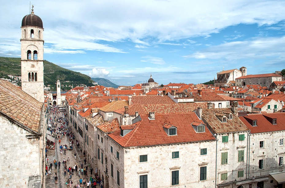 Dubrovnik by Travel Blogger Lucy Dodsworth