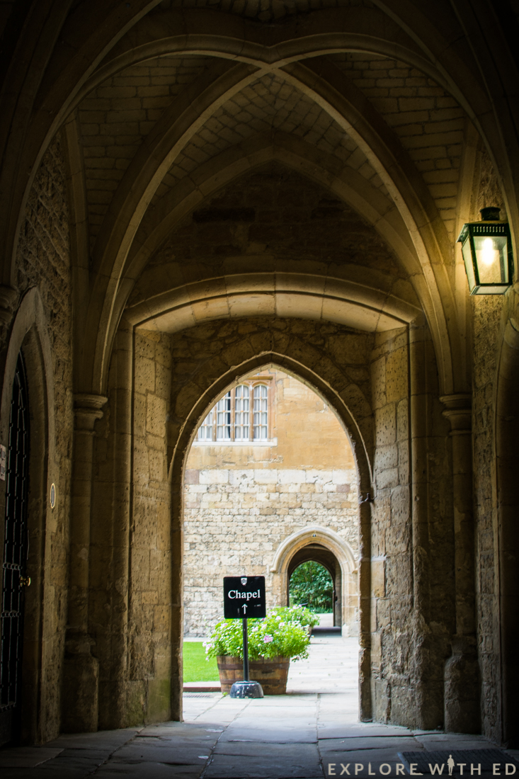 Merton College, Oxford University, Oxford