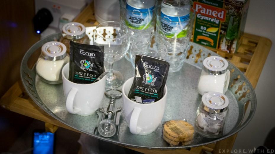 B&B Hospitality Tray, Tea and Coffee Langland B&B