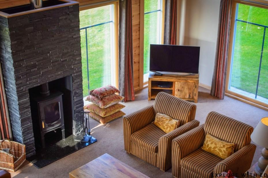 Hunter Lodges Interior