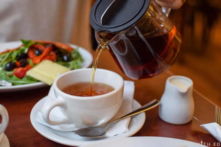 Cup of Tea, Cardiff Tea shops
