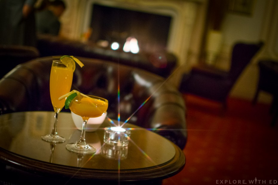 Cocktails, Drawing Room, Bar at The Manor House