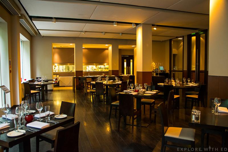 Laguna Kitchen and Bar, Park Plaza Cardiff Restaurant