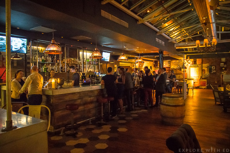 The Goods Shed Bar and Restaurant