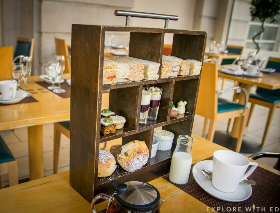 Hilton Hotel Cardiff Afternoon Tea