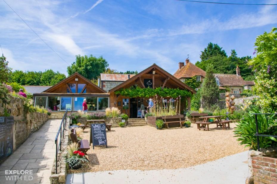 The Garlic Farm Isle of Wight