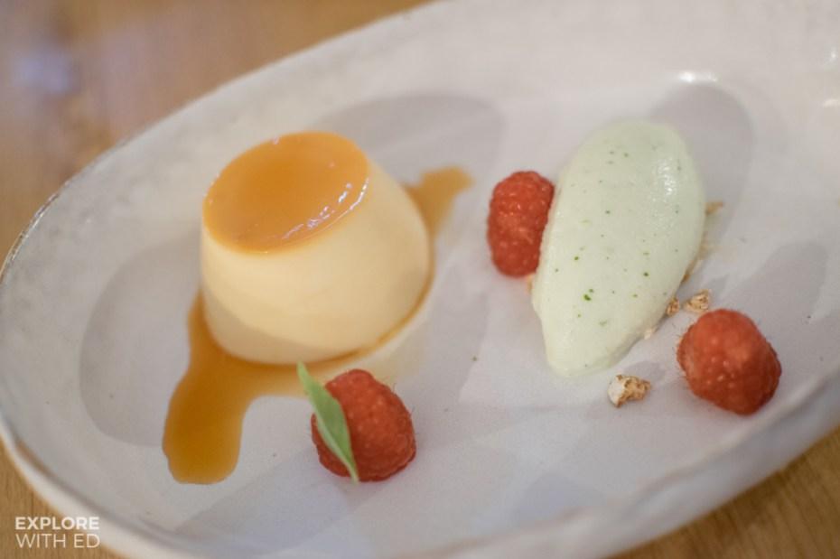 Thompson's Restaurant Dessert
