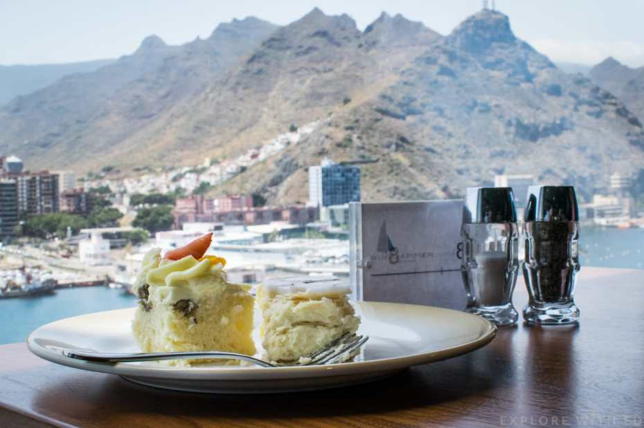 Cakes, Tenerife, Anthem of the Seas