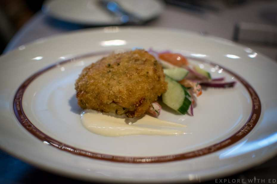 Maryland Crab cakes, American Icon Grill