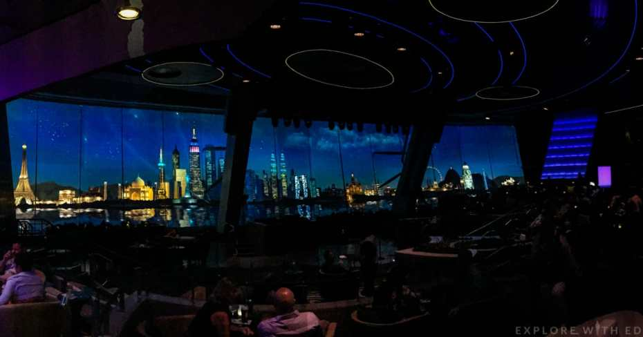 Cityscape two70, Anthem of the Seas