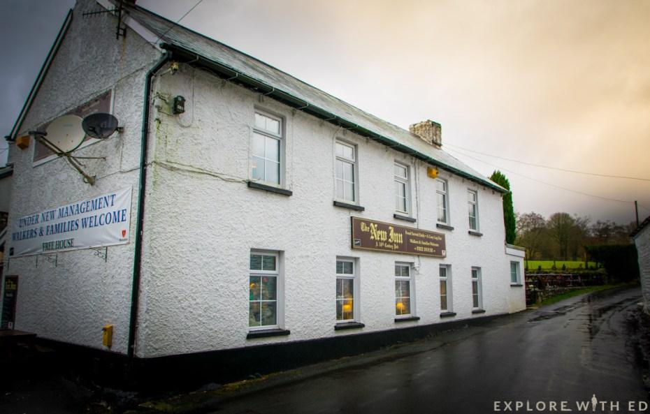Ystradfellte, Country Inn, Waterfall Pub, Brecon Beacons