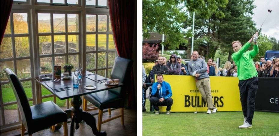 The Celtic Manor Resort, Newbridge-on-Usk, Celebrity Cup, Ronan Keating
