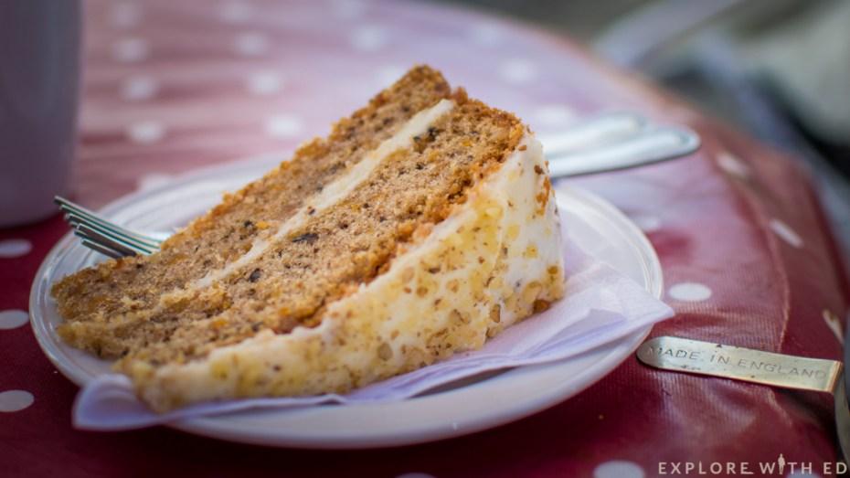 Carrot Cake, Windsor