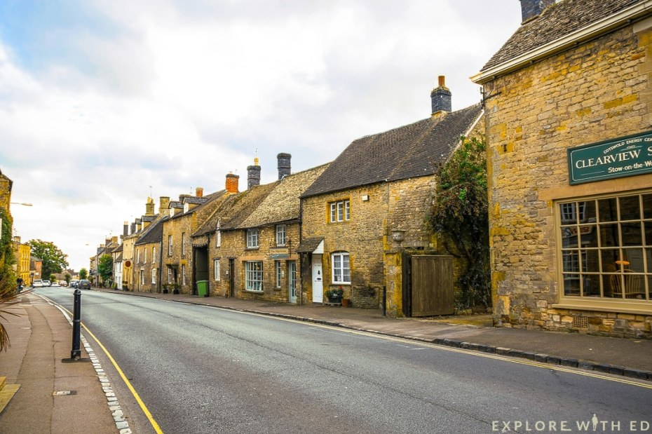 Stow-on-the-Wold street