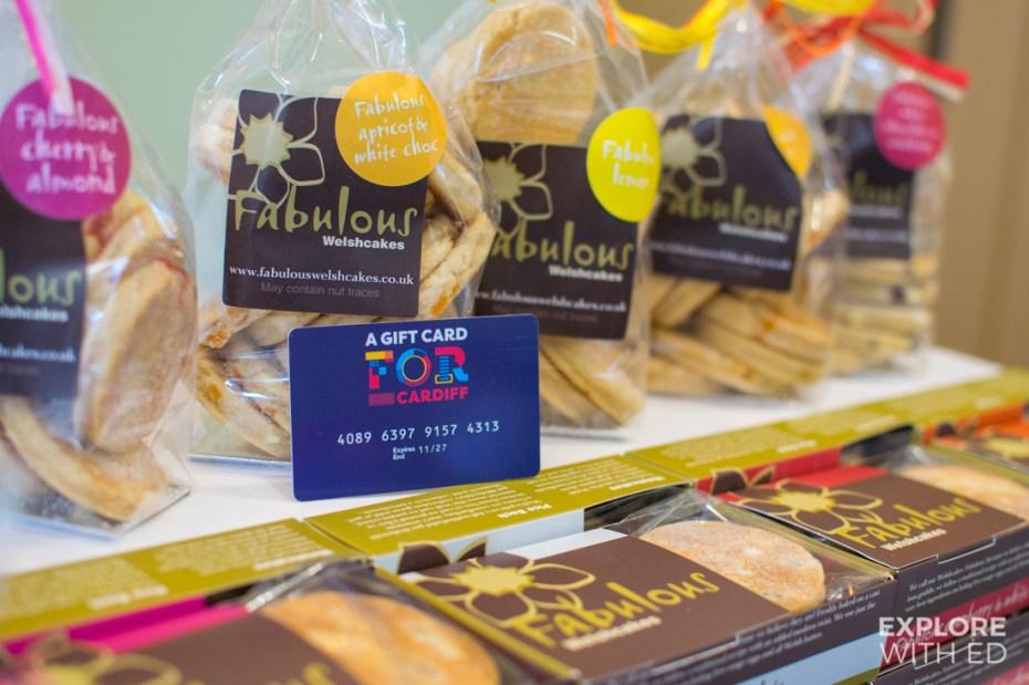 Fabulous Welshcakes Cardiff