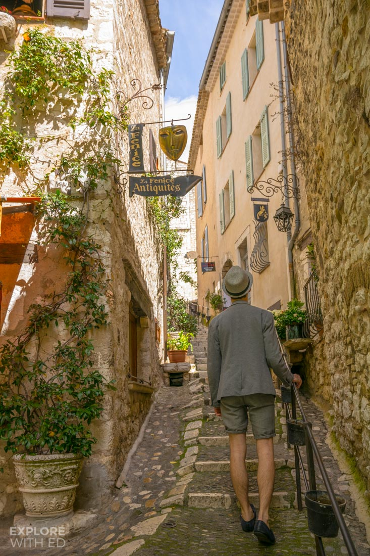 Explore With Ed in Saint Paul de Vence