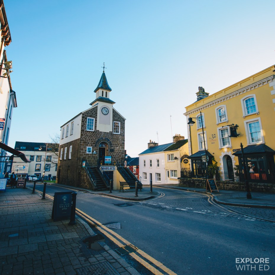 Narberth Art Centre and Clock Tower