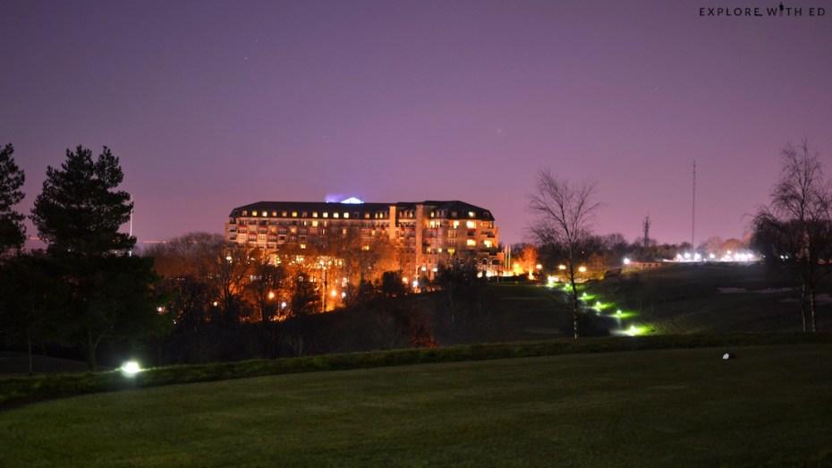Celtic Manor Resort, Golf Course