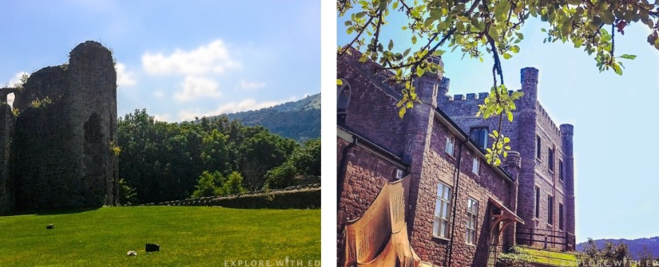 Abergavenny Castle and museum
