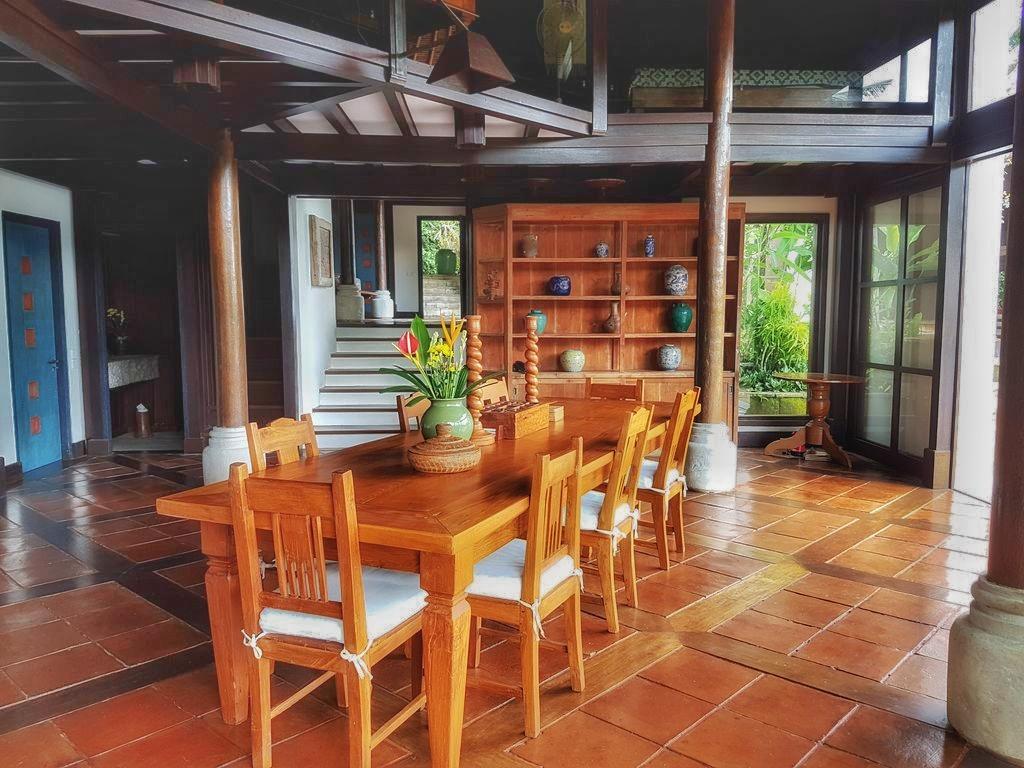 Ubud villa - Dining