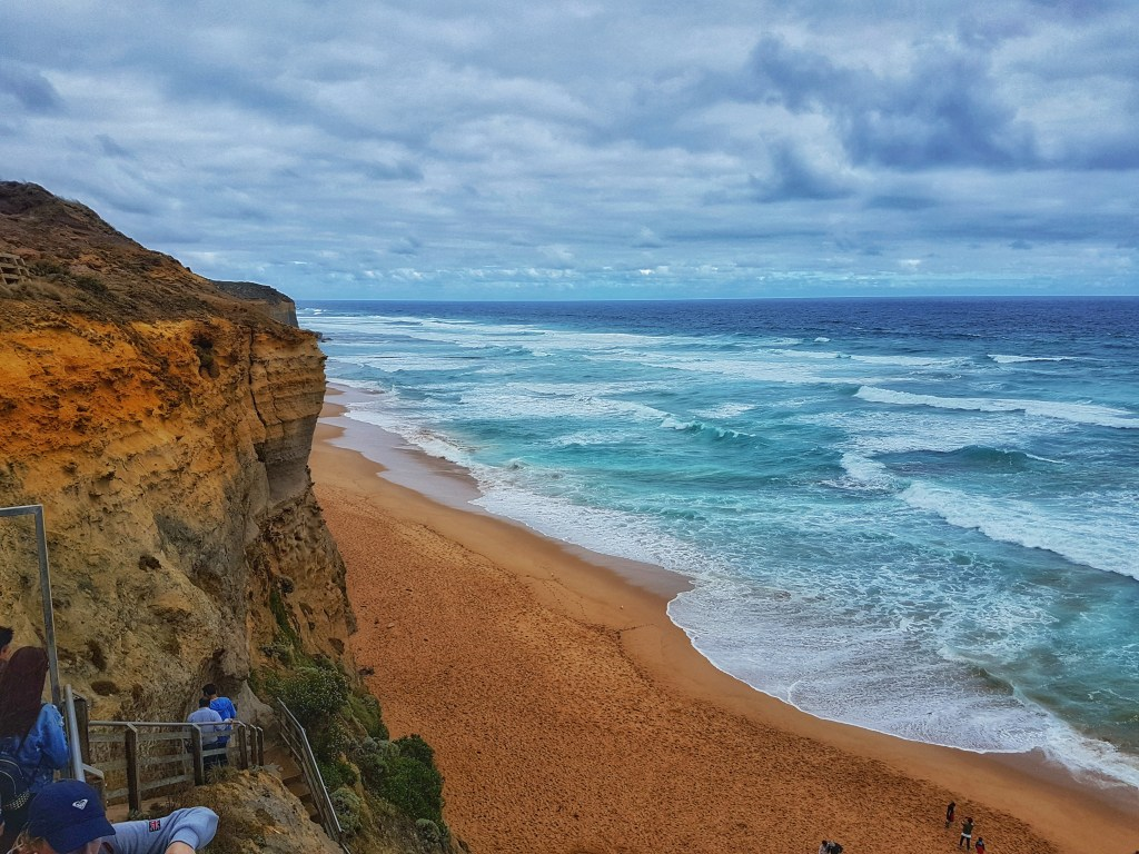 Top 15 Places On The Great Ocean Road - Gibson Steps