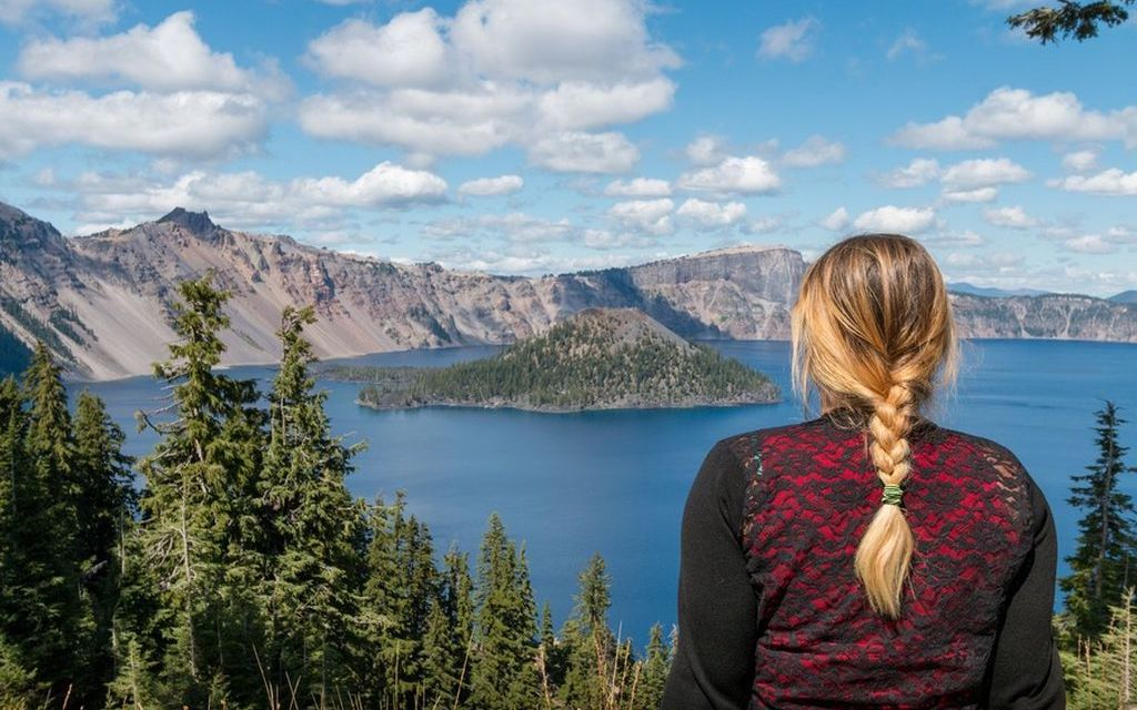 US Destinations - Crater Lake