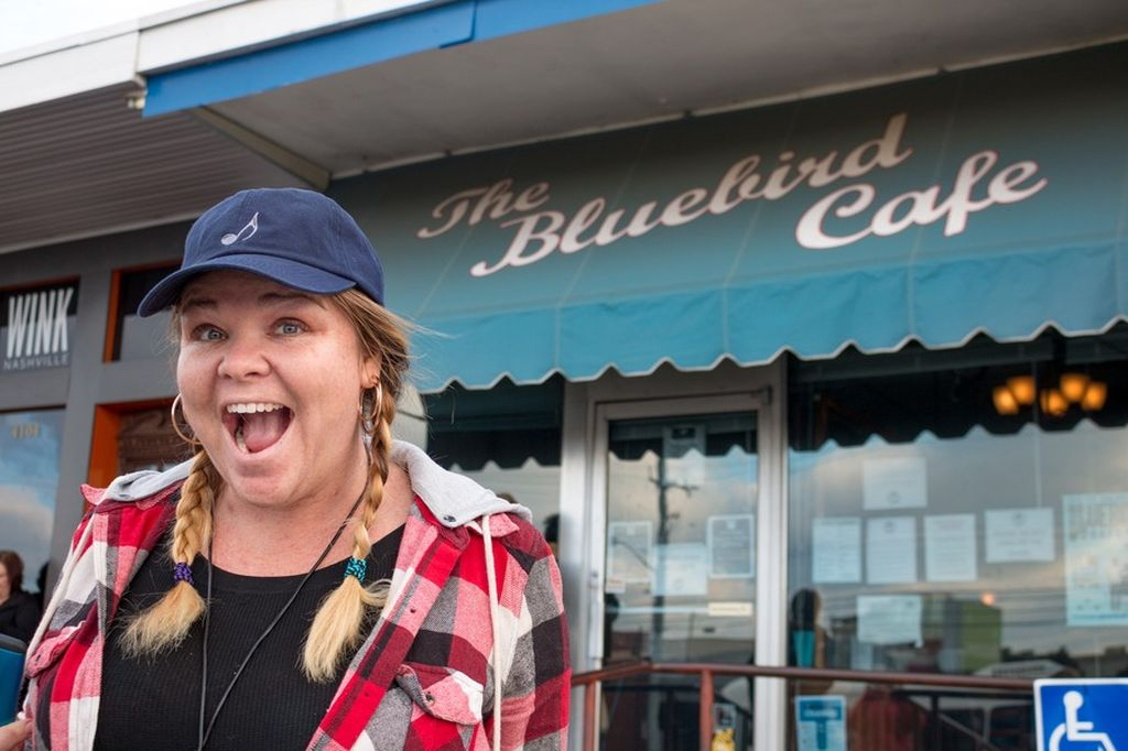 US Destinations - Nashville famous Bluebird Cafe