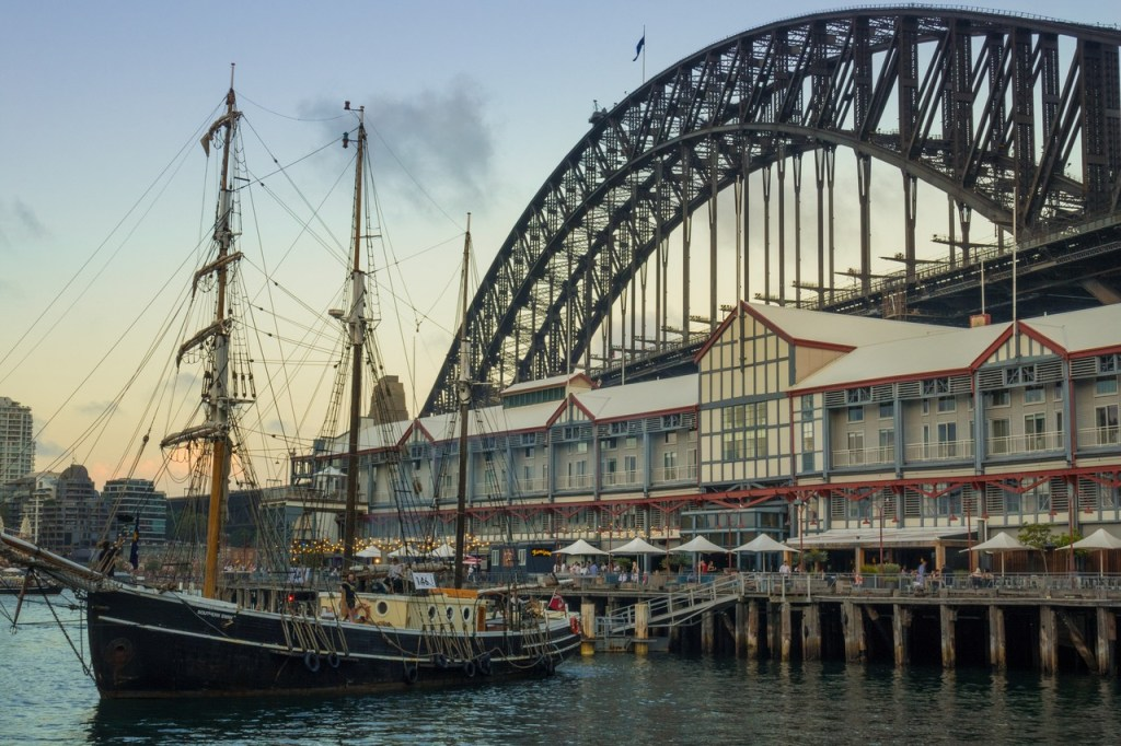 Explore With Erin: disabled travellers in Sydney Australia