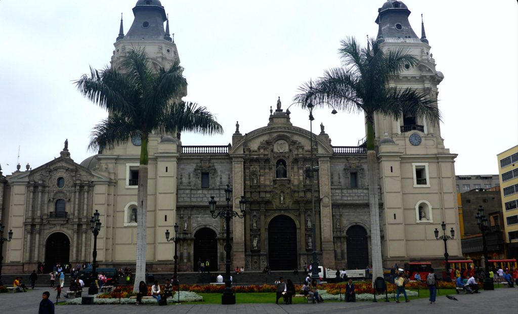 lima historic centre, peru - Lima Cathedral