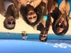 Friends @ DT Fleming Beach (Priyanka Upadhyay)