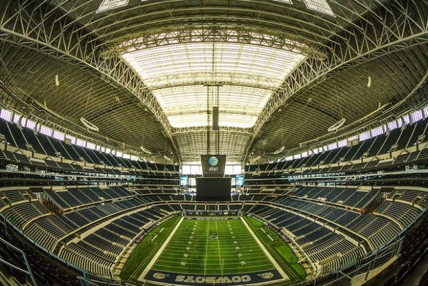 Dallas sports arena